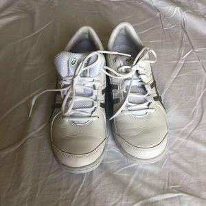 ASICS tumblina cheerleading shoes